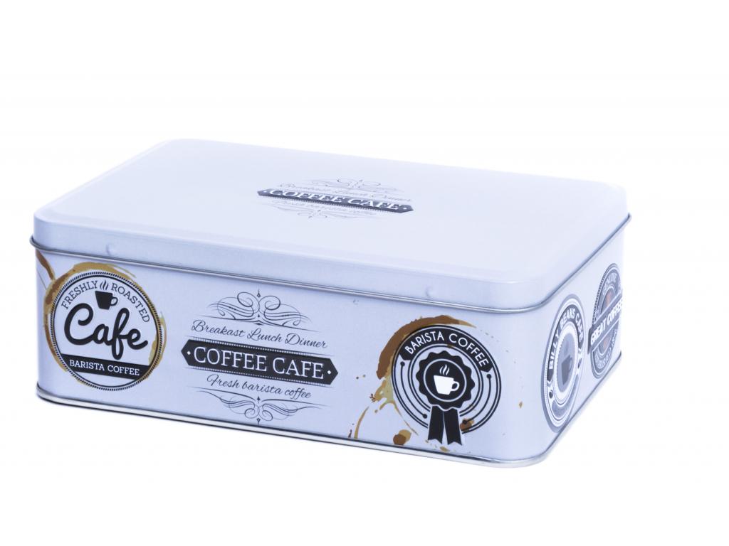 Dóza na kávu Lady 100g