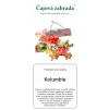 Etiketa na sáčky Kolumbie 100g cukroví
