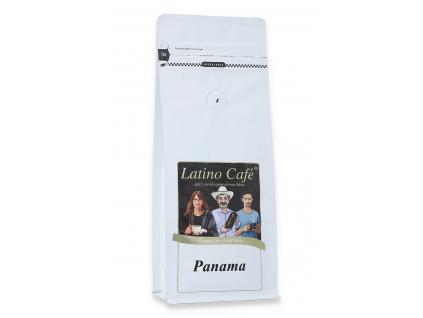 Čerstvě pražená káva arabica Panama