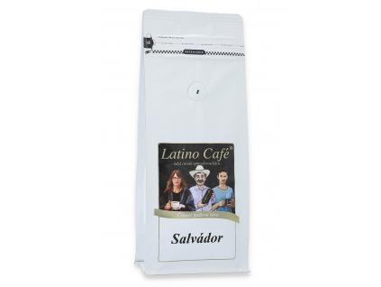Čerstvě pražená káva arabika - Salvádor