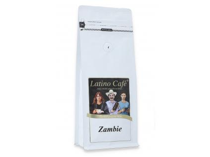 Čerstvě pražená káva arabica Zambie