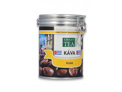 Mletá káva arabica Kuba
