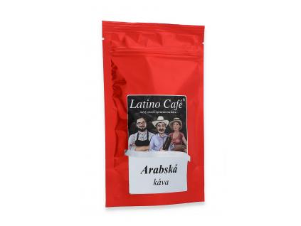 Čerstvě pražená arabská káva