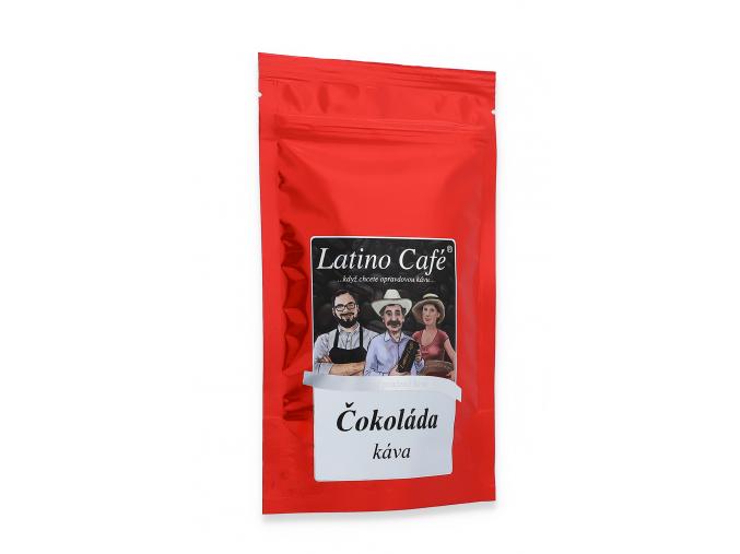 Čerstvě pražená káva - Čokoláda