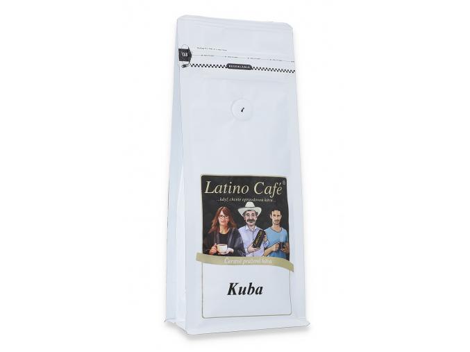 Čerstvě pražená káva arabica - Kuba