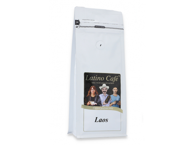 Čerstvě pražená káva arabica Laos