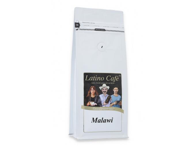 Čerstvě pražená káva arabica Malawi
