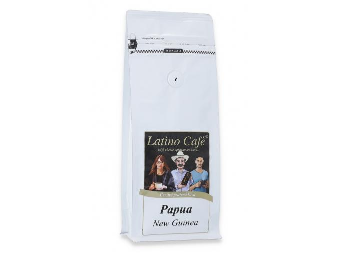 Čerstvě pražená káva Papua New Guinea arabika
