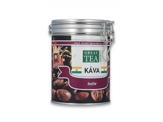 Mletá káva arabica Indie