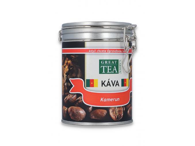 Mletá káva arabica Kamerun