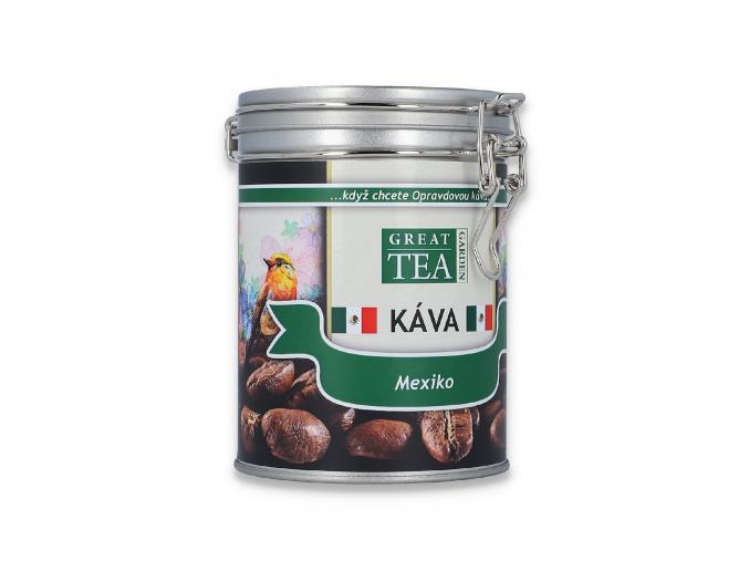 Mletá káva arabica Mexiko