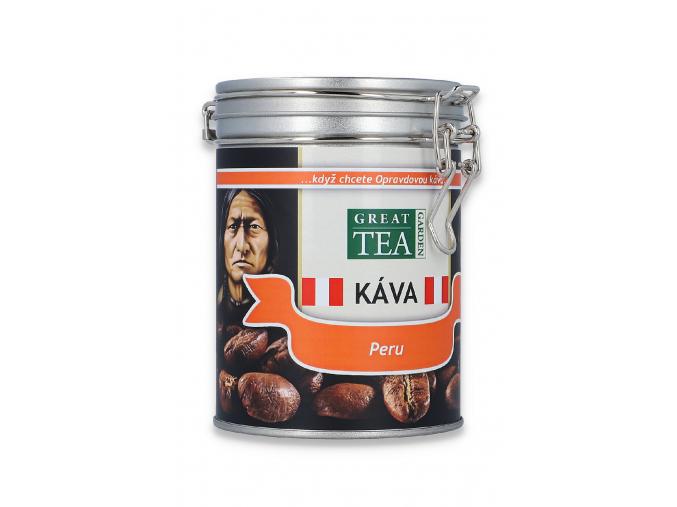 Káva arabica Peru