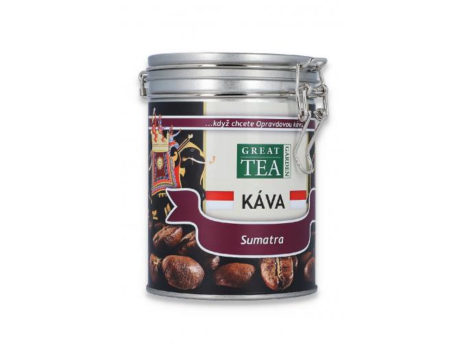 Káva arabica Sumatra