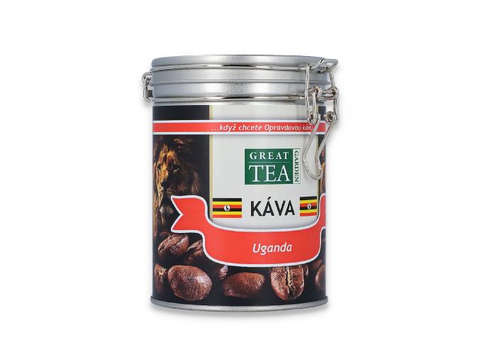Káva arabica Uganda