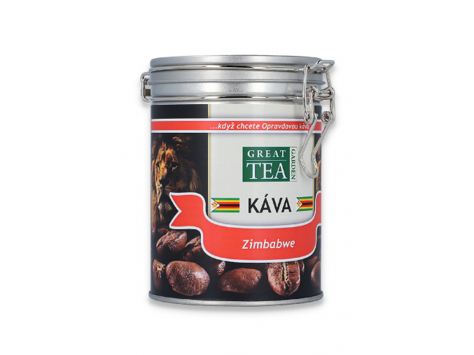 Káva arabica Zimbabwe