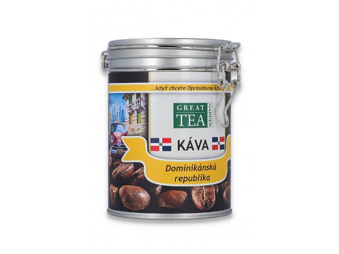 Káva arabica Dominikanska republika
