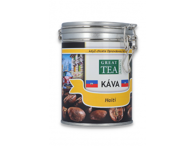 Káva arabica Haiti