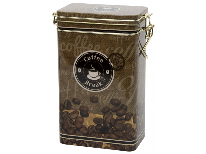 Dóza Black Coffee 500g