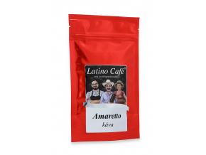 Čerstvě pražená káva Amareto