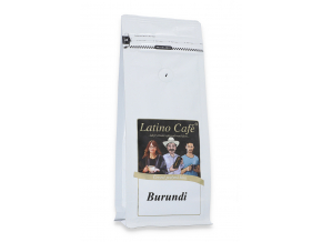 Čerstvě pražená káva arabica Burundi