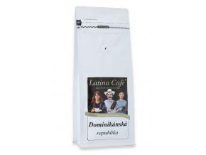 Káva arabica Dominikánská republika