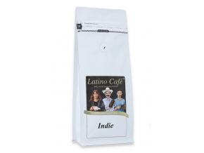 Čerstvě pražená káva arabica Indie