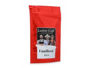 Čerstvě pražená káva - Vanilka