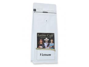 Čerstvě pražená káva arabica Vietnam