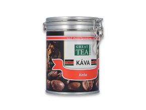 Mletá káva arabica Keňa