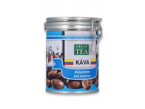 Káva arabica Kolumbie bez kofeinu