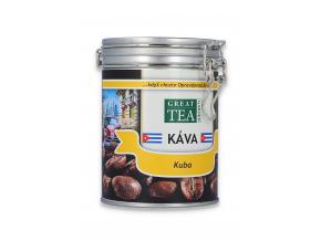 Káva arabica Kuba