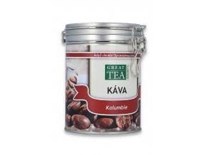 Káva arabica Kolumbie vánoční balení