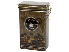 Dóza Black Coffee 500g