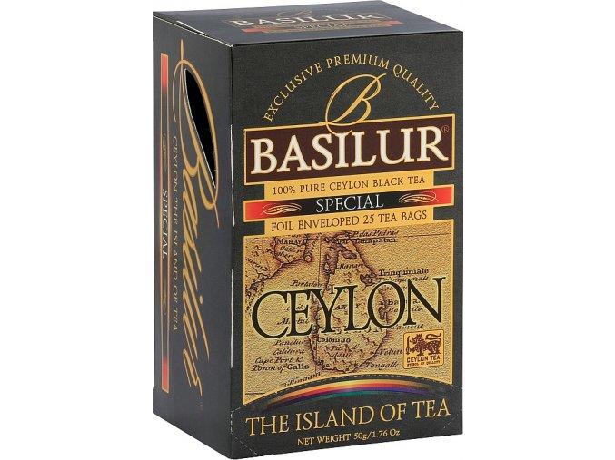 Island of Tea černý čistý