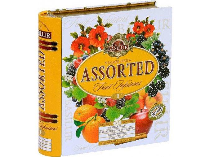 Kniha fruit infusion 1