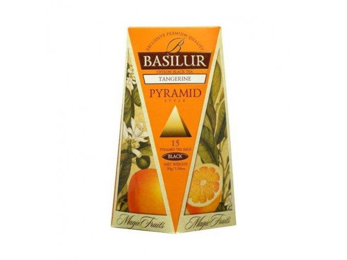 Basilur mandarinka pyramida