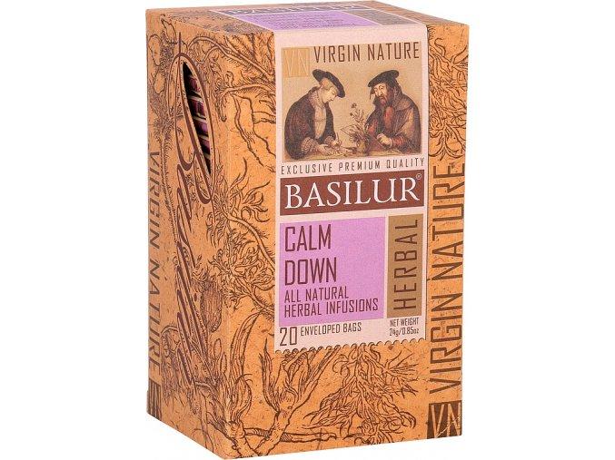 Basilur calm down