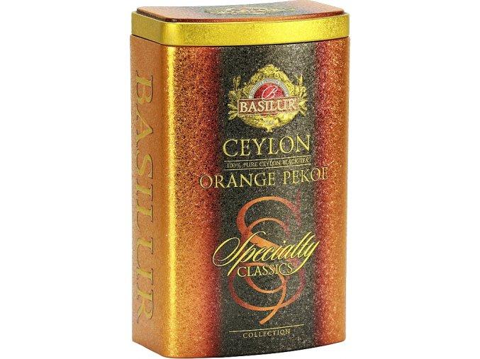 Orange pekoe plech