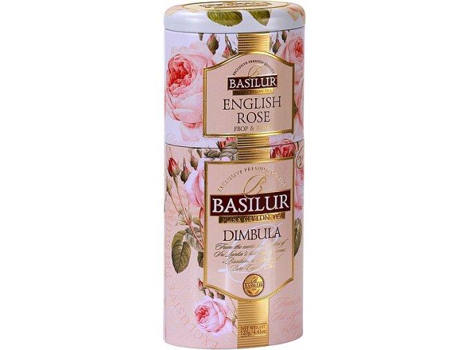 Basilur Dimbula, Rose 2v1