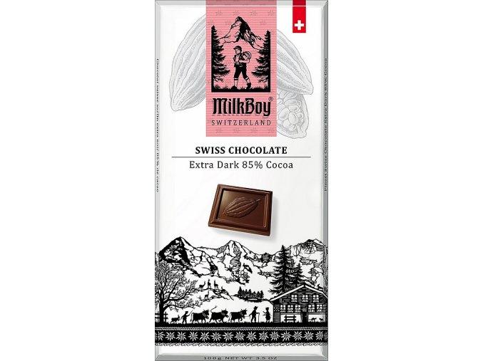 Milkboy extra dark chocolate