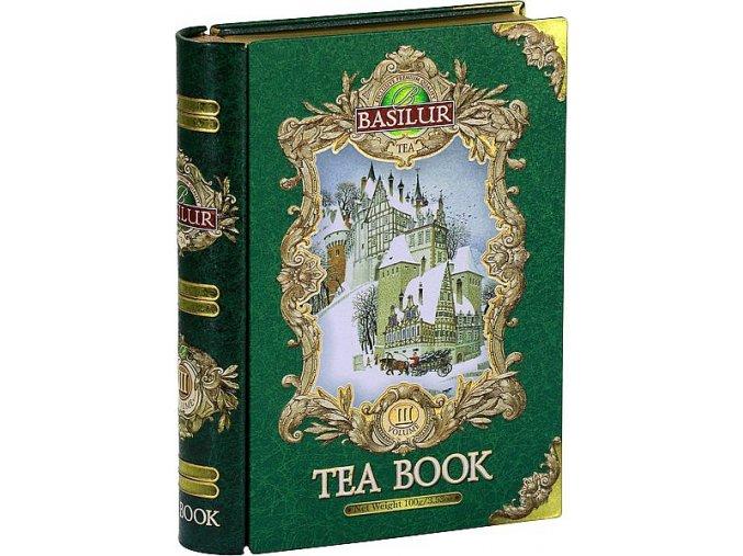 Basilur tea book green 88510
