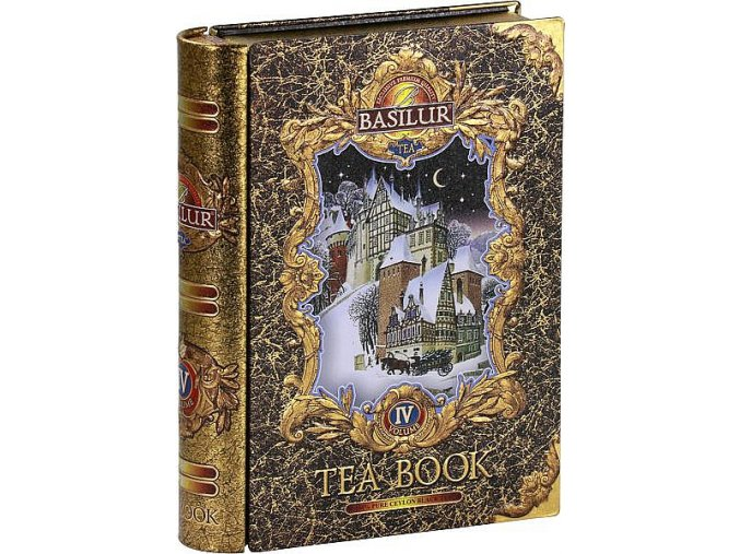 Basilur tea book IV black 88508