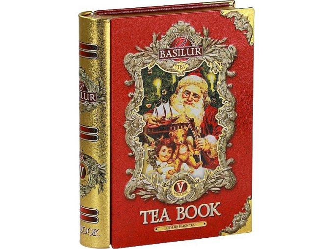 Basilur tea book IV red 88514