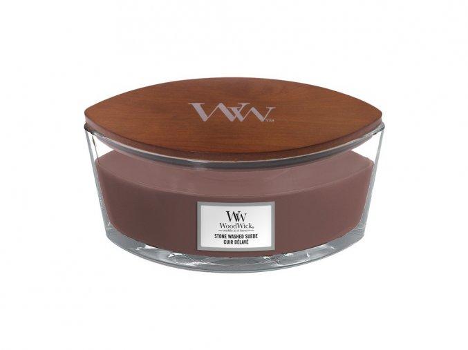 WW stone washed suede 453g