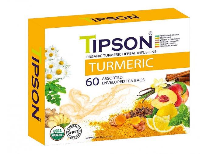 Tipson Bio turmeric kazeta