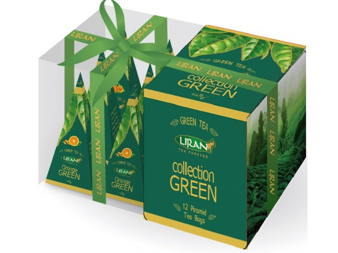 Liran L013 green collection