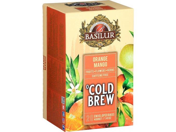 Basilur ledová čaj 3995 mango