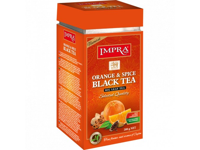 orangespice 105
