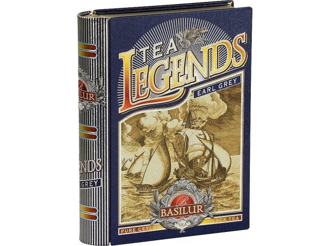 tea book earl grey legends
