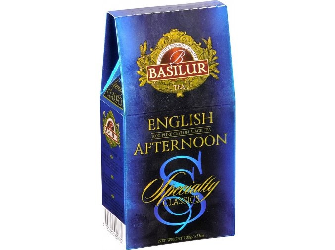 English afternoon papír 100g